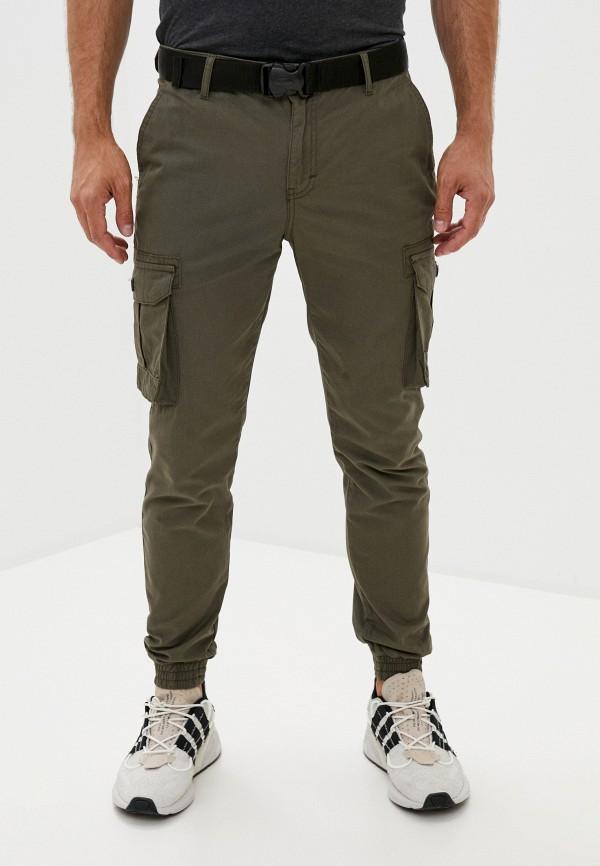 мужские брюки карго defacto, хаки