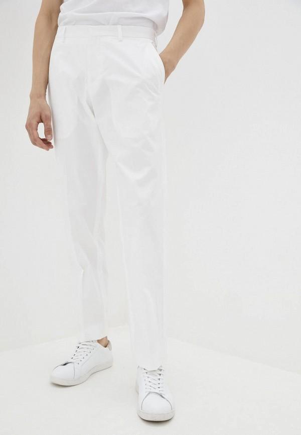 мужские повседневные брюки frankie morello, белые