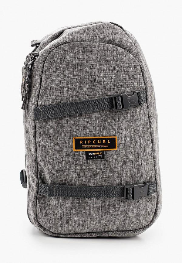 мужской рюкзак rip curl, серый
