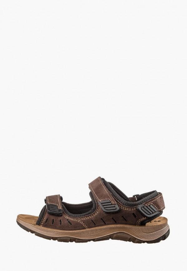 мужские сандалии inblu, коричневые
