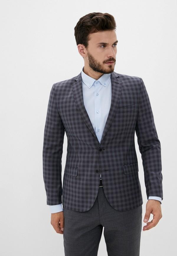 мужской пиджак absolutex, серый