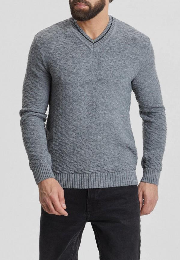 мужской пуловер envylab, серый