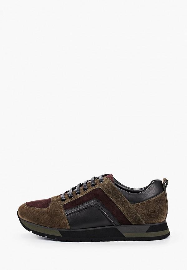 мужские низкие кроссовки vitacci, зеленые