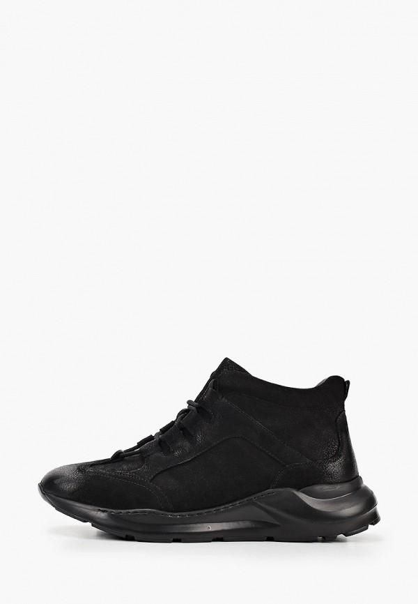Ботинки Vitacci черного цвета