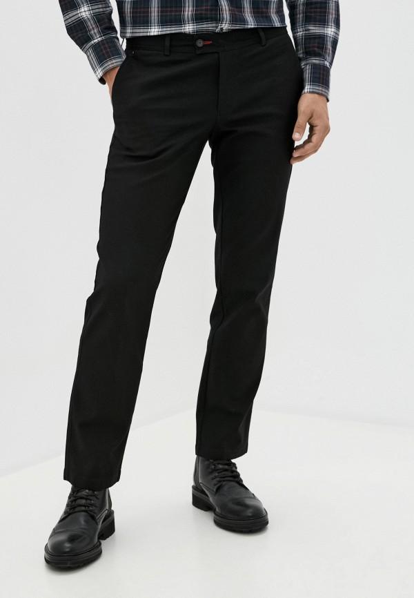 мужские повседневные брюки paspartu, черные