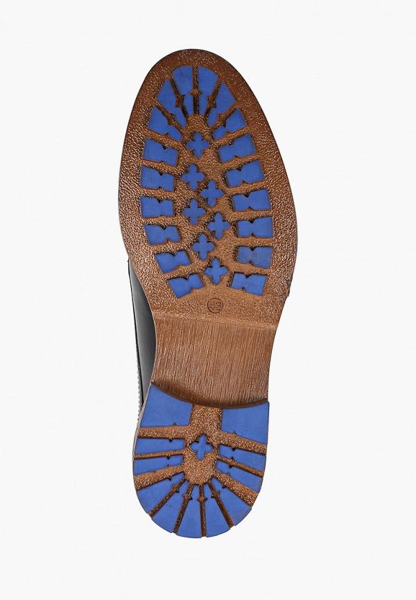 Фото 5 - Мужские туфли Airbox черного цвета