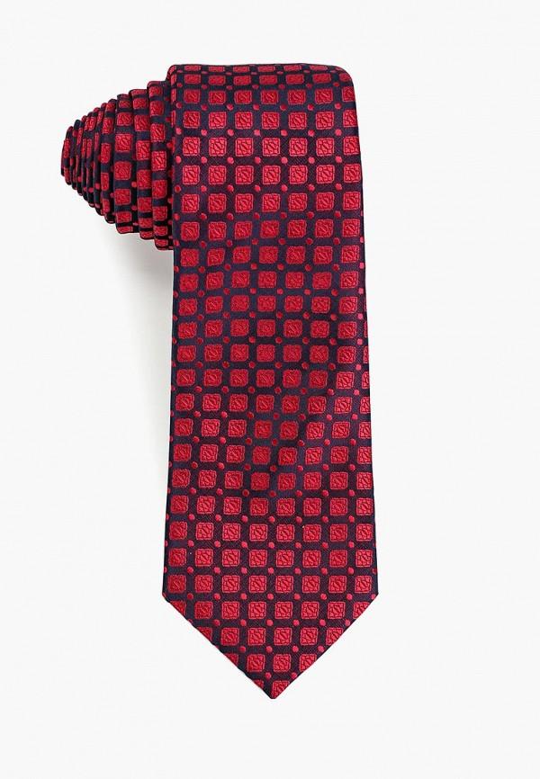 Фото - Мужской галстук Bazioni красного цвета