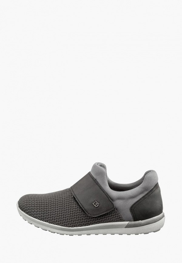 мужские кроссовки casual, серые