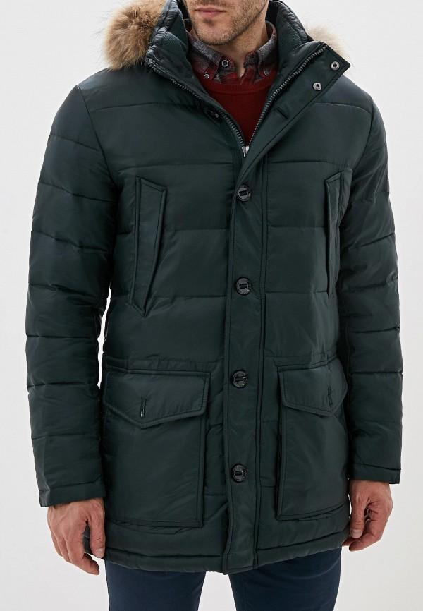 мужская куртка al franco, зеленая