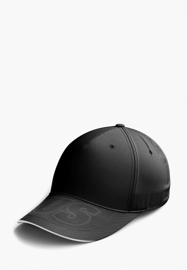 мужская бейсболка zeus, черная