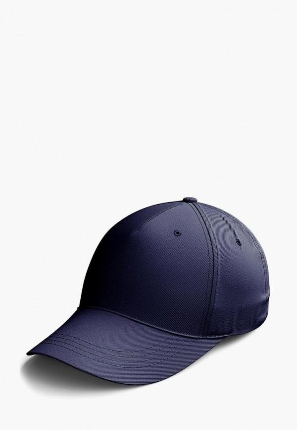 мужская бейсболка zeus, синяя