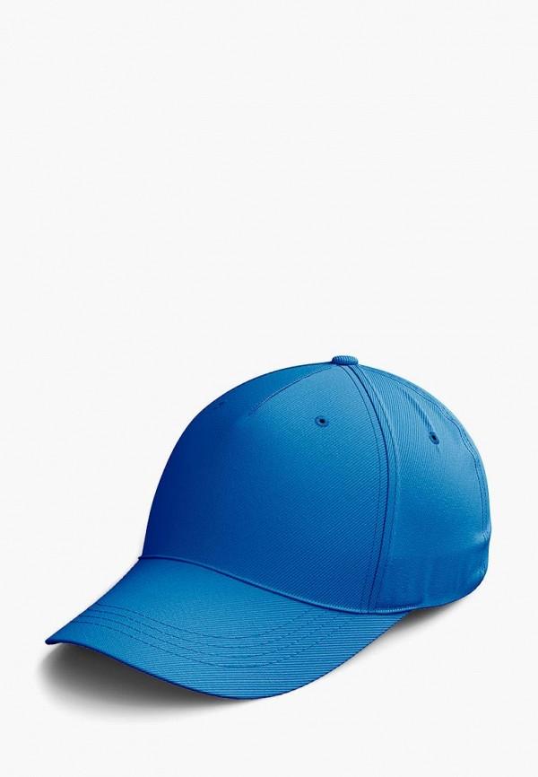 мужская бейсболка zeus, голубая