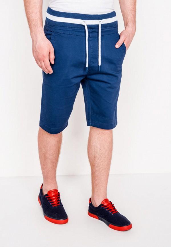 мужские шорты ombre, синие