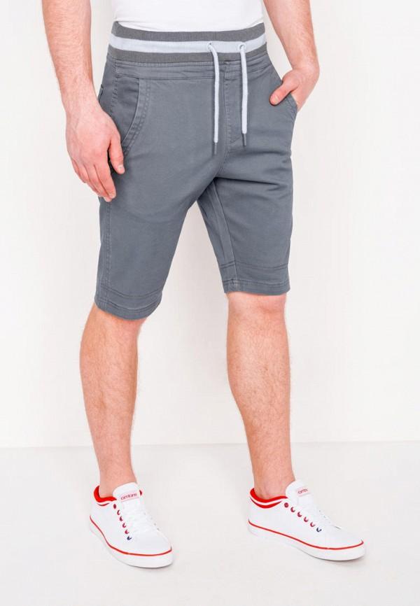 мужские шорты ombre, серые