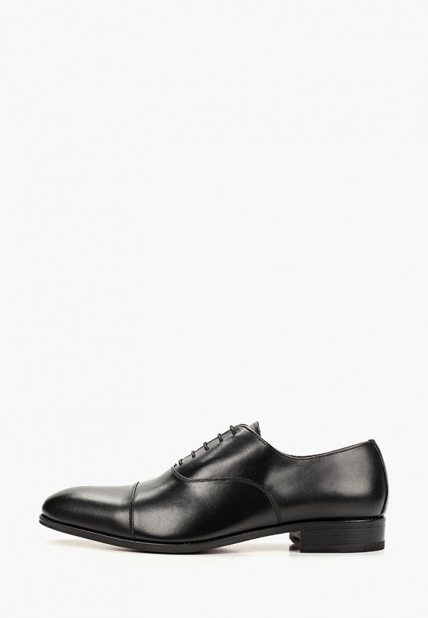 мужские туфли philippe anders, черные