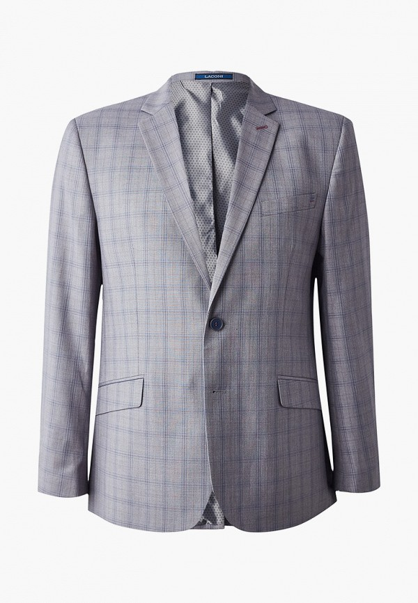 Пиджак Laconi цвет серый