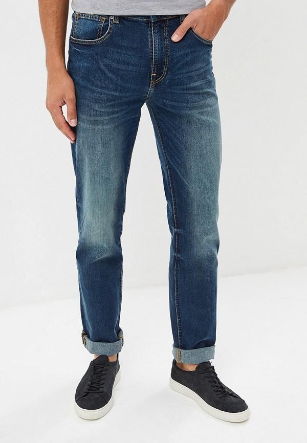 мужские прямые джинсы tom farr, синие