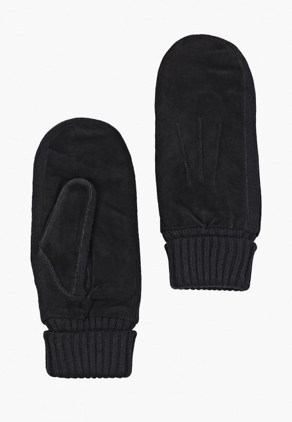 мужские варежки modo gru, черные