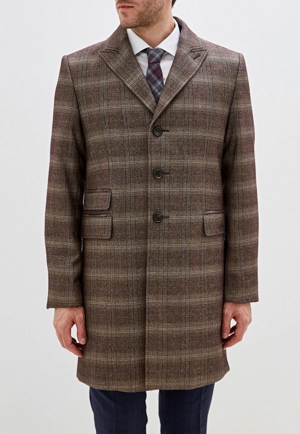 Пальто Absolutex коричневого цвета
