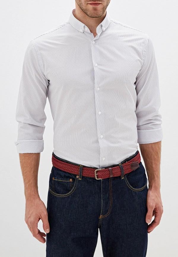 Рубашка Bazioni белого цвета