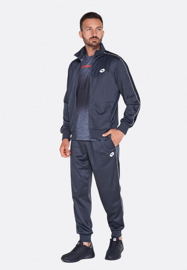 мужской спортивные спортивный костюм lotto, серый