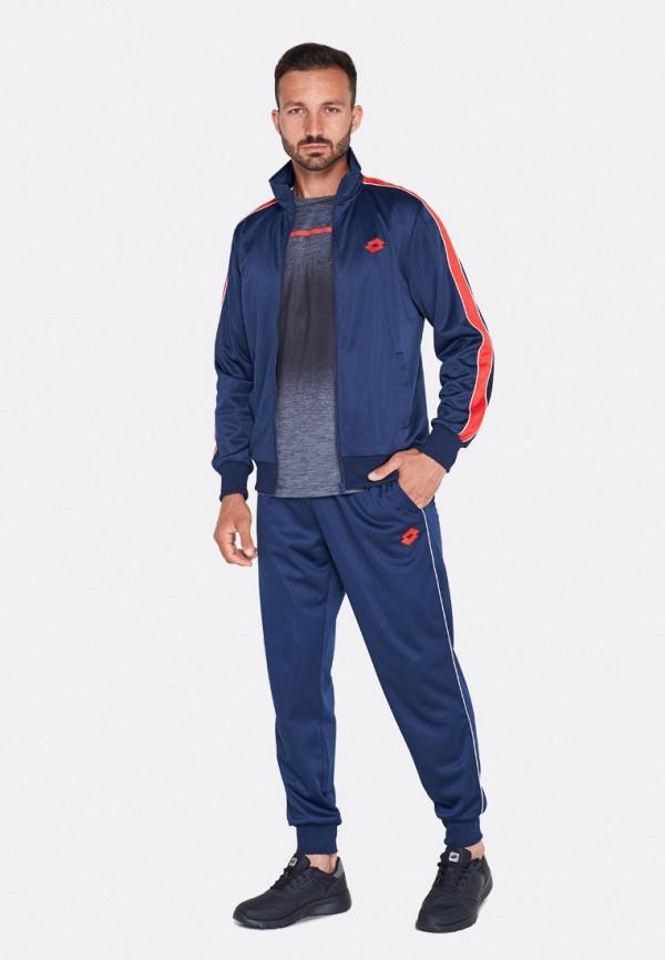 мужской спортивные спортивный костюм lotto, синий