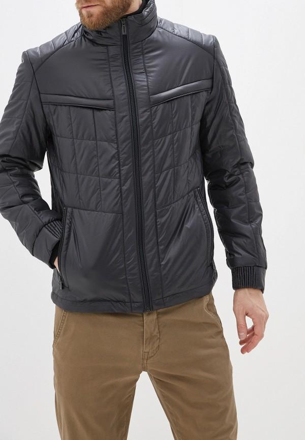 мужская утепленные куртка jorg weber, серая