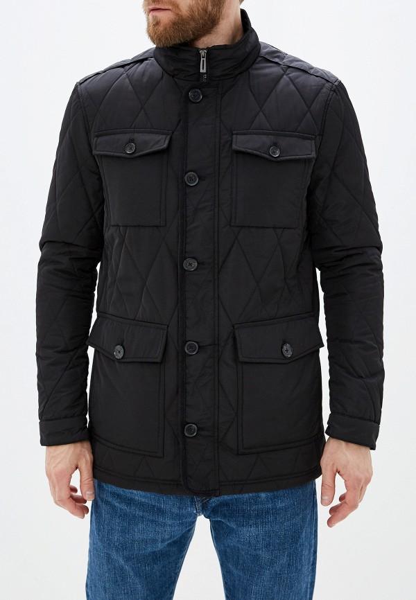 мужская утепленные куртка jorg weber, черная