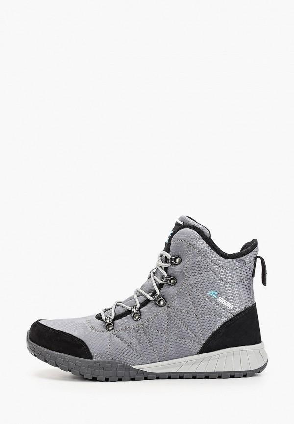 мужские высокие ботинки sigma, серые