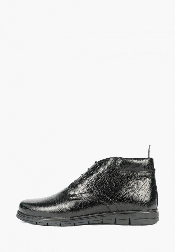 мужские ботинки shoes republic, черные