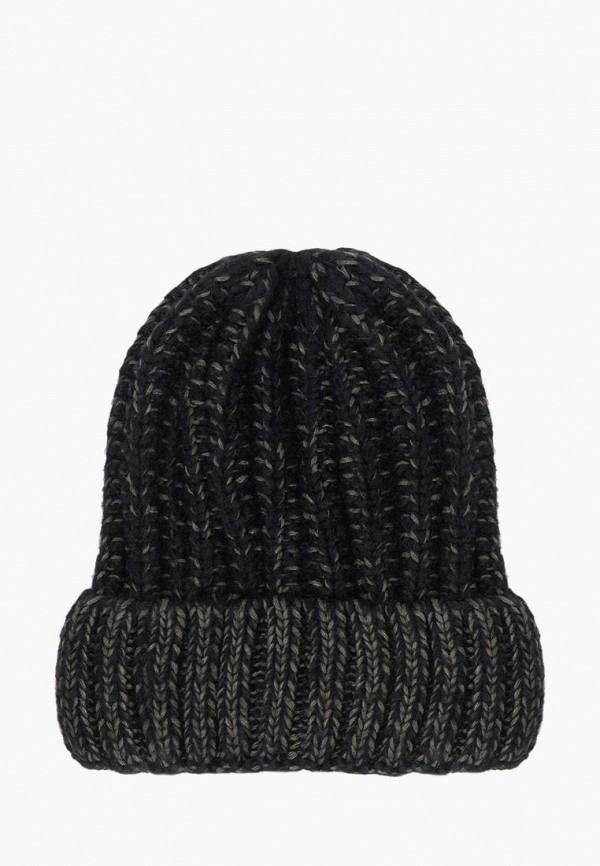 мужская шапка mellizos, черная