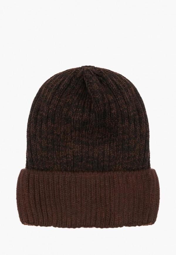 мужская шапка mellizos, коричневая