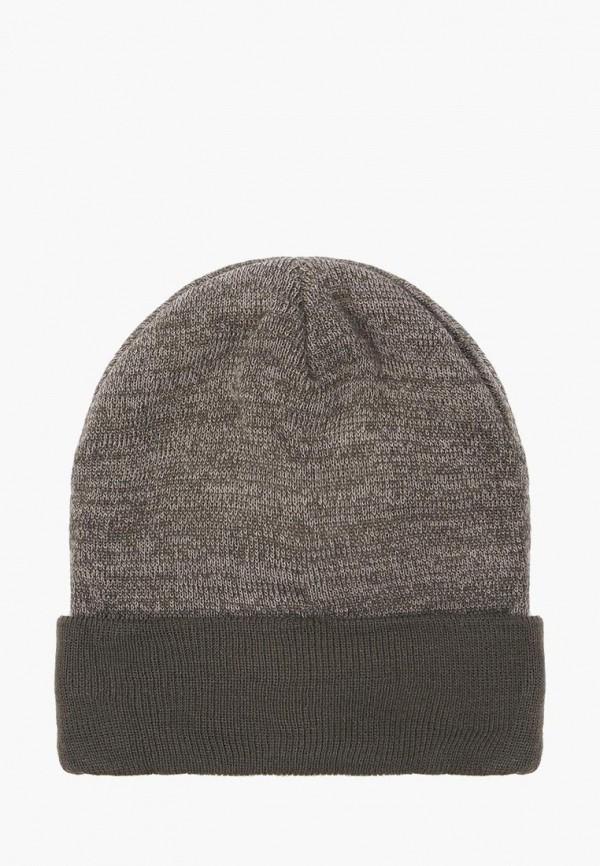 мужская шапка mellizos, серая