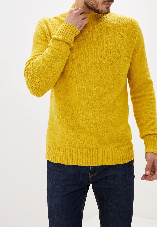 мужской джемпер drykorn, желтый