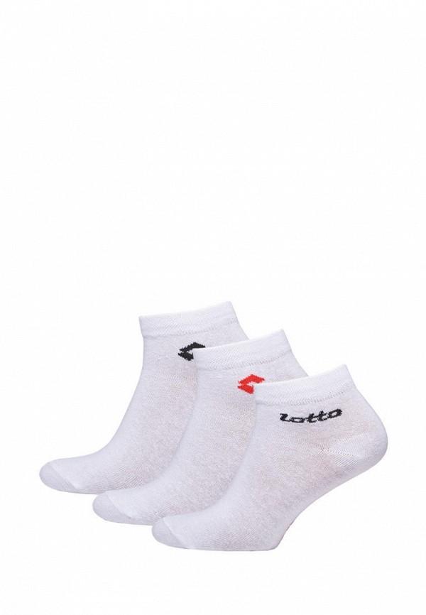 мужские носки lotto, белые