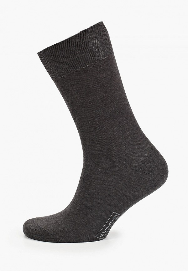 мужские носки intimissimi, черные
