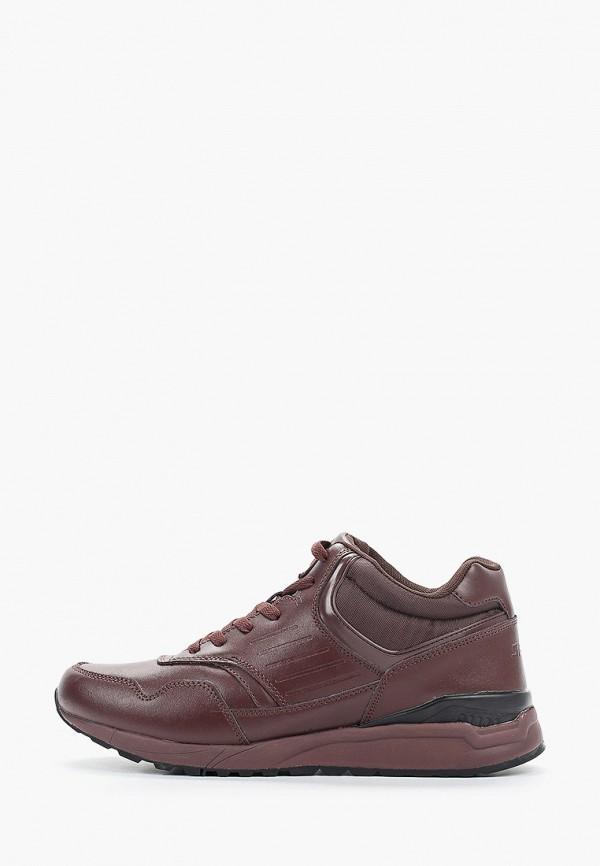 Купить Мужские кроссовки Sigma коричневого цвета