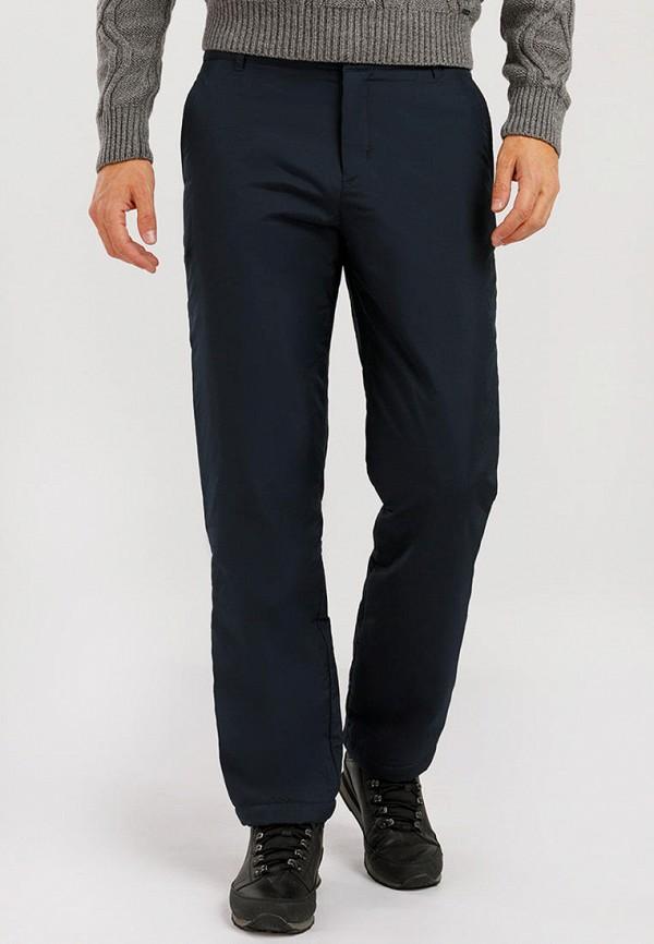 мужские утепленные брюки finn flare, синие