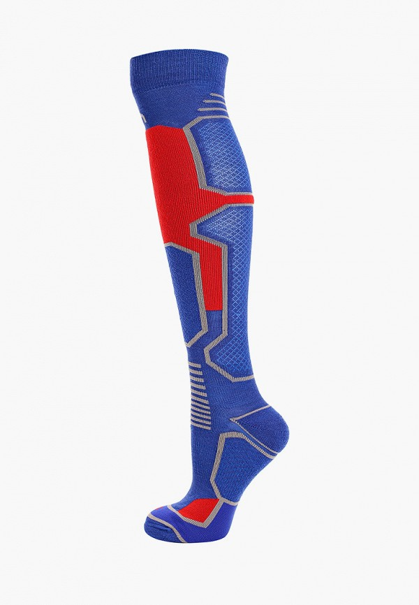 мужские носки mico, синие