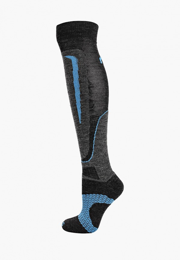 мужские носки mico, серые