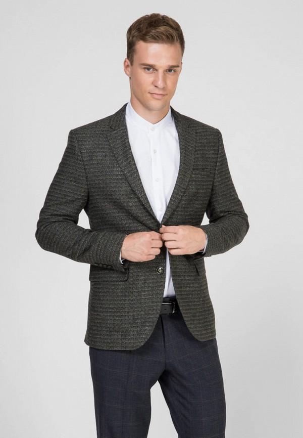мужской пиджак navi, зеленый