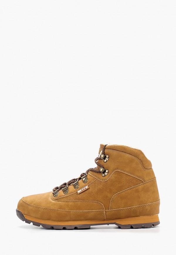 мужские высокие ботинки briggs, желтые