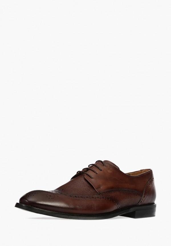 мужские туфли navi, коричневые