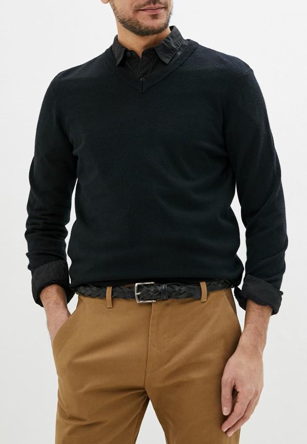 мужской пуловер tom farr, черный