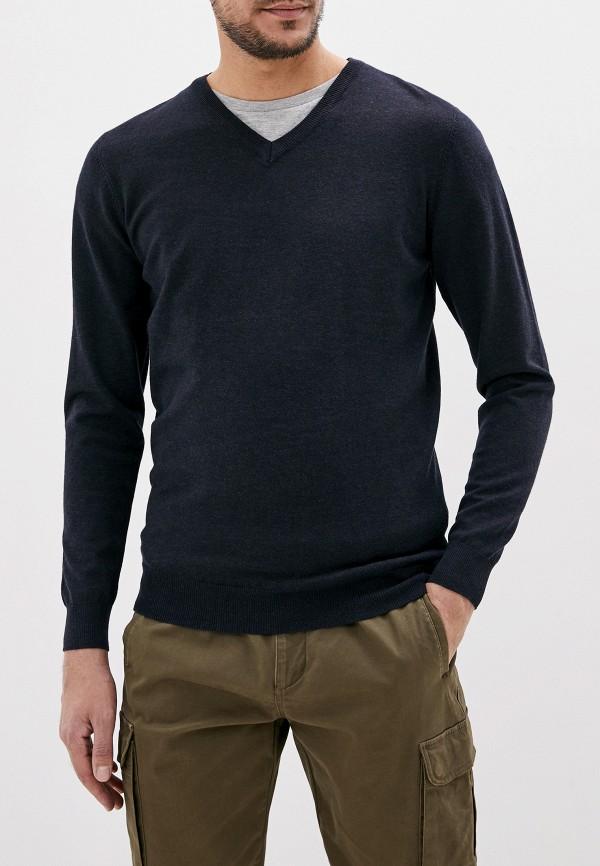 мужской пуловер tom farr, синий