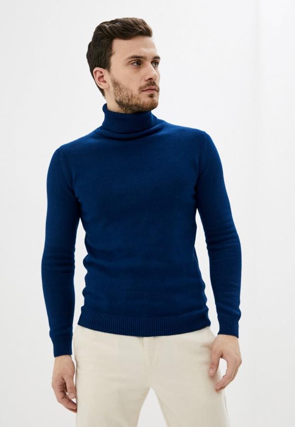 мужской свитер concept club, синий