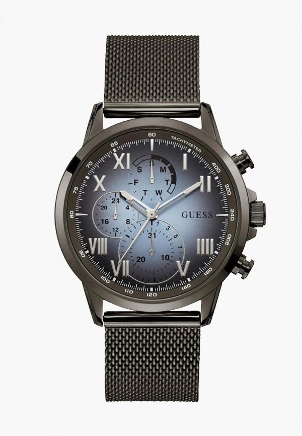 мужские часы guess, серые