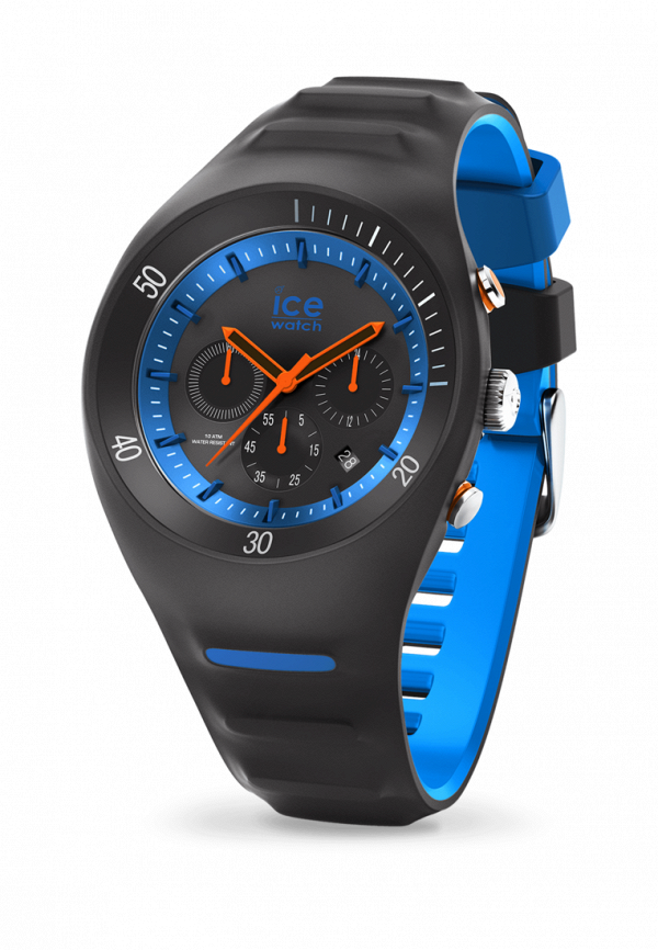мужские часы ice watch, черные