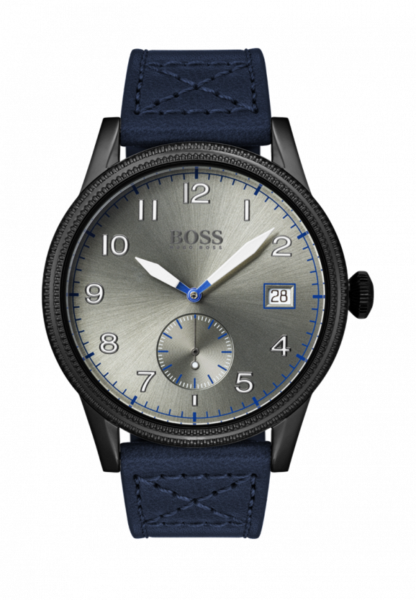 мужские часы hugo boss, синие