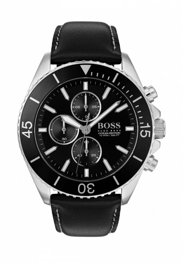 мужские часы hugo boss, черные